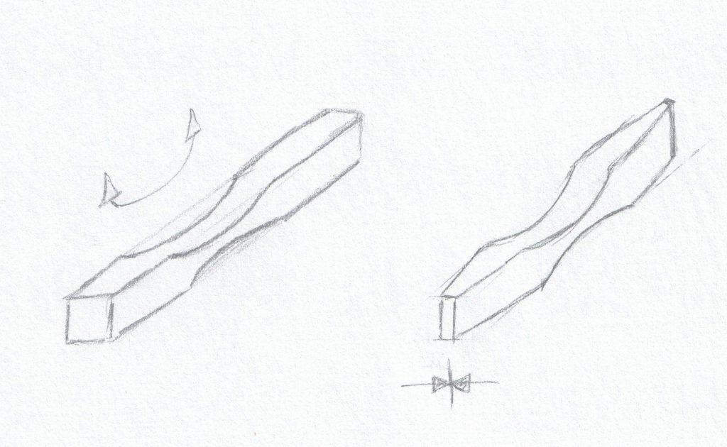 Zungenschienenring Walzprofil