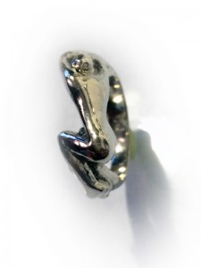Ring Adam in Silber