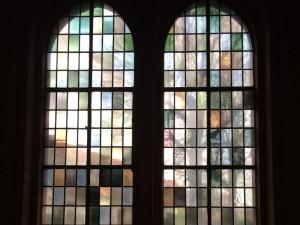 Das ursprüngliche Kirchenfenster